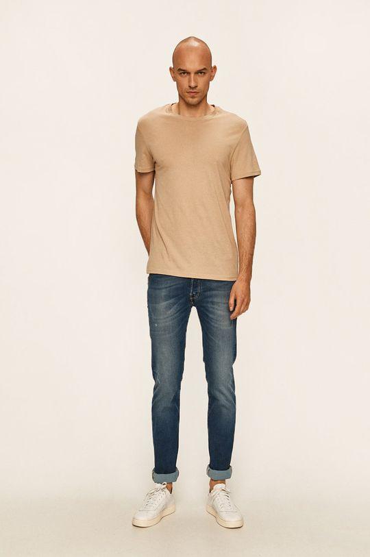 Guess Jeans - Džíny Philip světle modrá