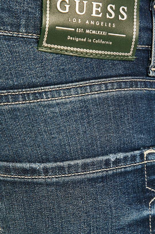 světle modrá Guess Jeans - Džíny Philip