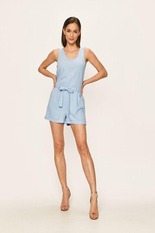 Vero Moda - Kombinezon niebieski