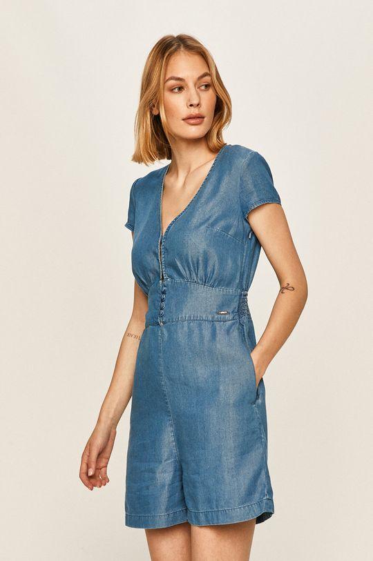 Guess Jeans - Kombinezon niebieski