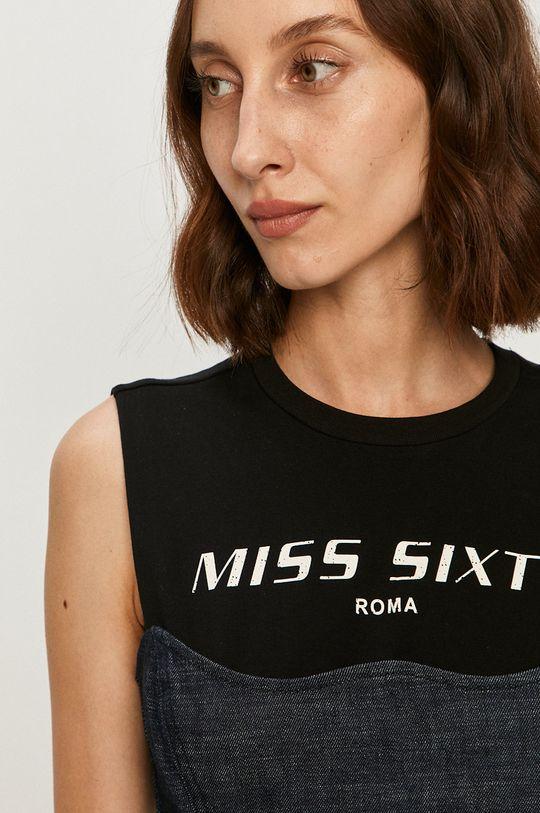 niebieski Miss Sixty - Kombinezon jeansowy
