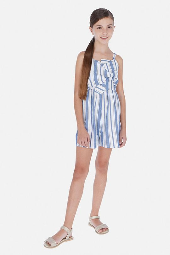 albastru Mayoral - Salopeta copii 128-167 cm De fete
