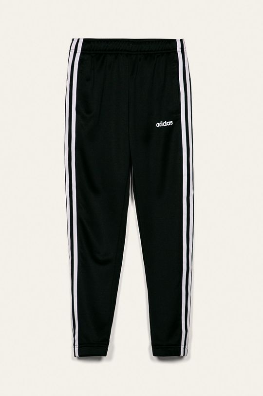 negru adidas - Pantaloni copii 128-176 cm De băieți