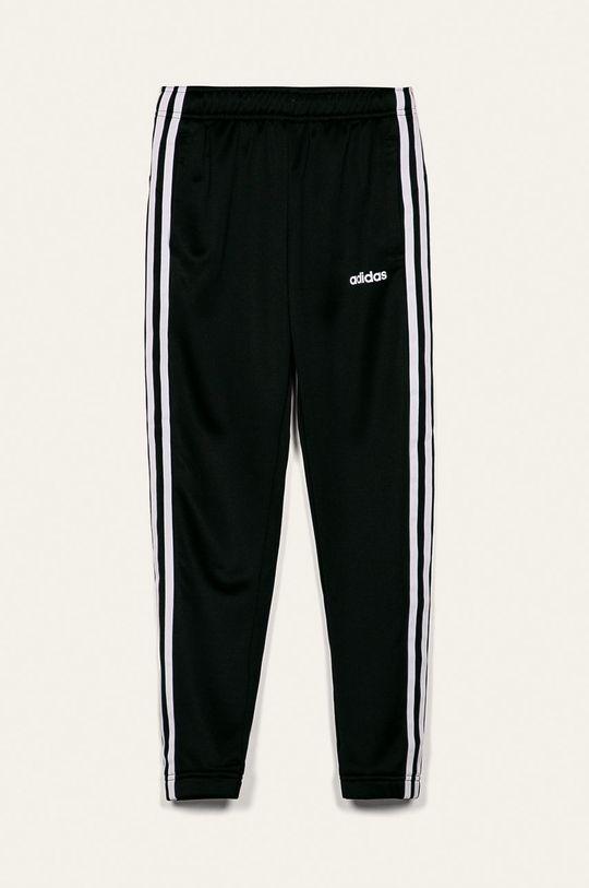 чорний adidas - Дитячі штани 128-176 cm Для хлопчиків