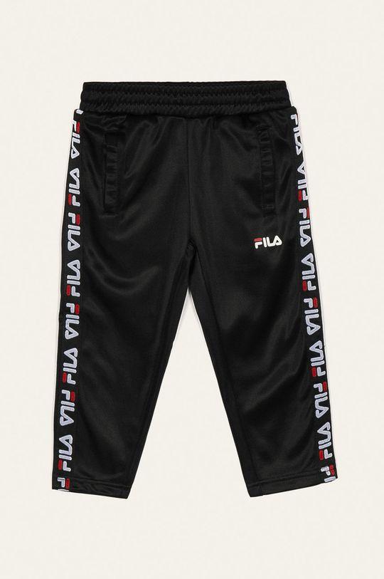 negru Fila - Pantaloni copii 86/92-176 cm De băieți