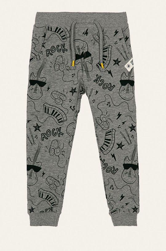 sivá Name it - Detské nohavice 86-110 cm Chlapčenský