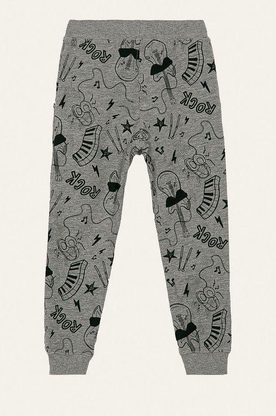 Name it - Detské nohavice 86-110 cm sivá