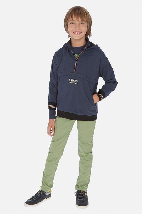 jasny oliwkowy Mayoral - Spodnie dziecięce 128-172 cm Chłopięcy