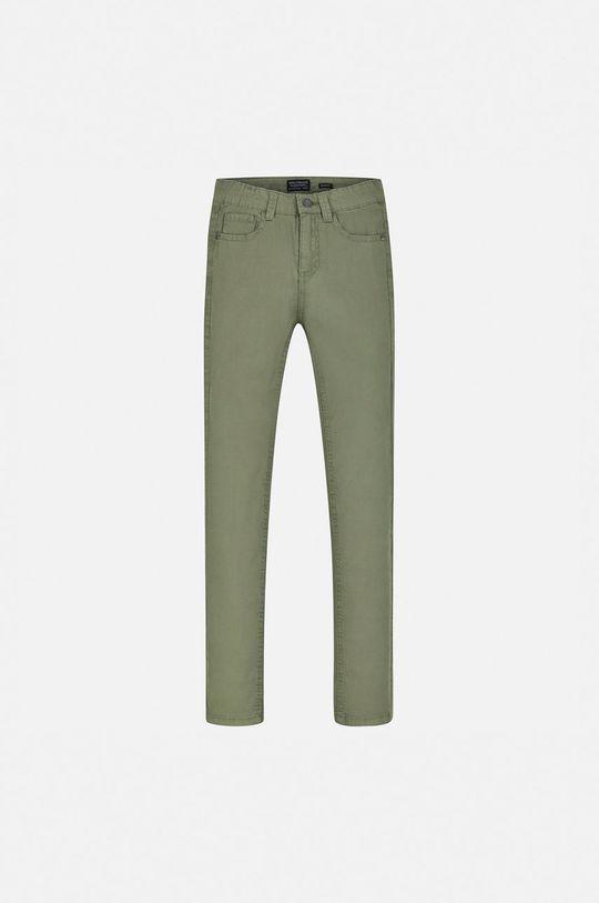 Mayoral - Spodnie dziecięce 128-172 cm jasny oliwkowy