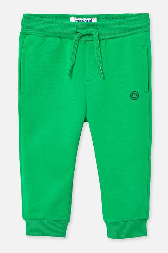 м'ятний Mayoral - Дитячі штани 68-98 cm Для хлопчиків
