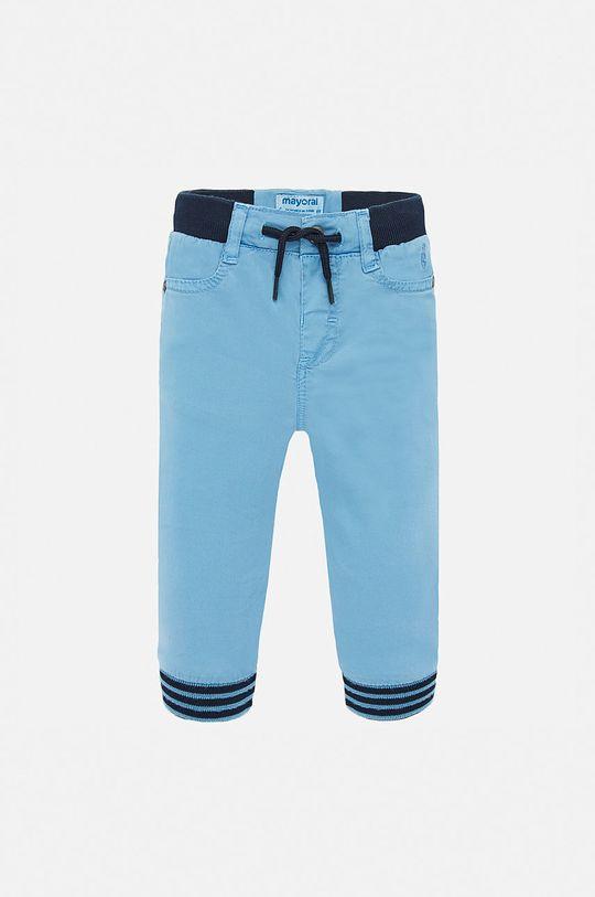 levanduľová Mayoral - Detské nohavice 68-98 cm Chlapčenský