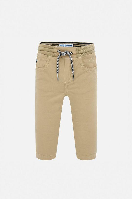 коричневий Mayoral - Дитячі штани 67-98 cm Для хлопчиків