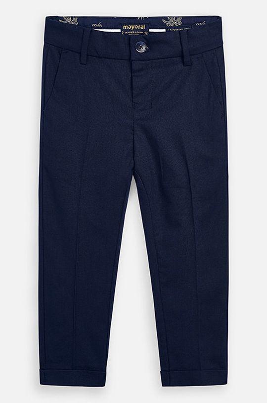tmavomodrá Mayoral - Detské nohavice 92-134 cm Chlapčenský