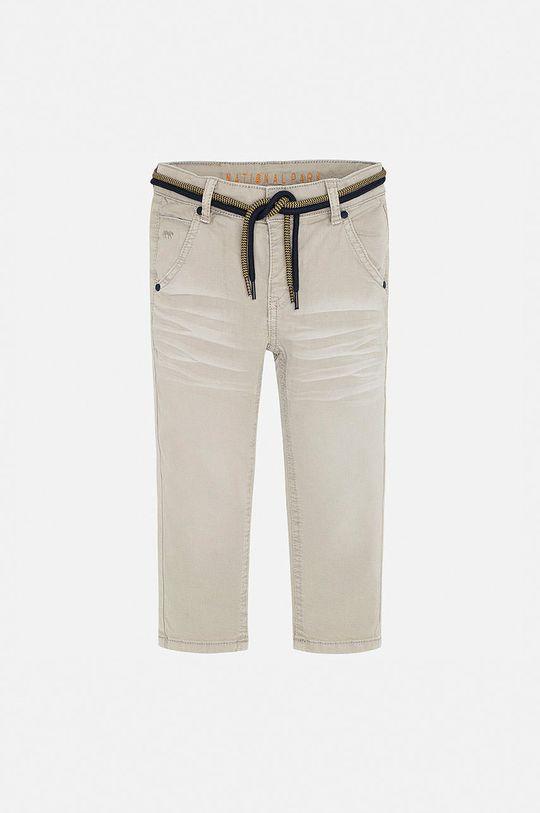Mayoral - Дитячі штани 92-134 cm пшеничний