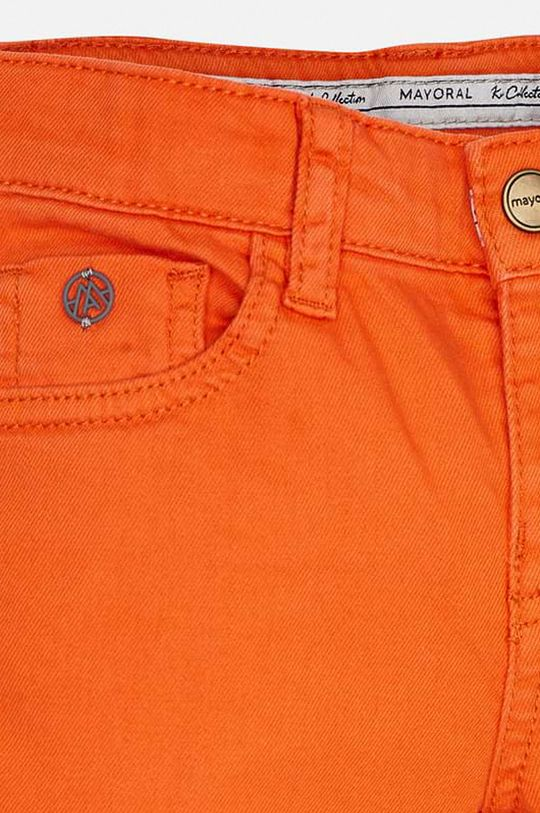 помаранчевий Mayoral - Дитячі штани 92-134 cm