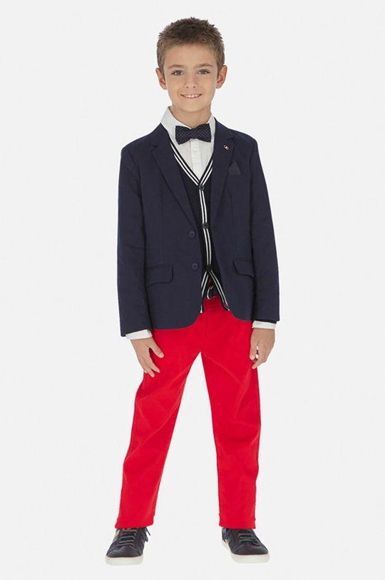 червоний Mayoral - Дитячі штани 128-172 cm Для хлопчиків