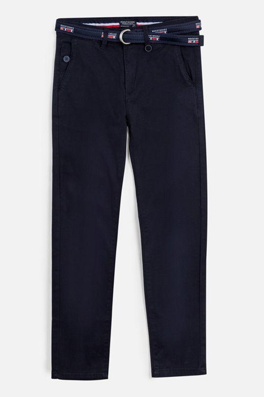 tmavomodrá Mayoral - Detské nohavice 128-172 cm Chlapčenský