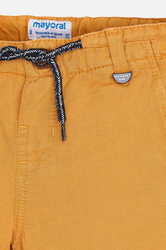 бурштиновий Mayoral - Дитячі штани 92-134 cm