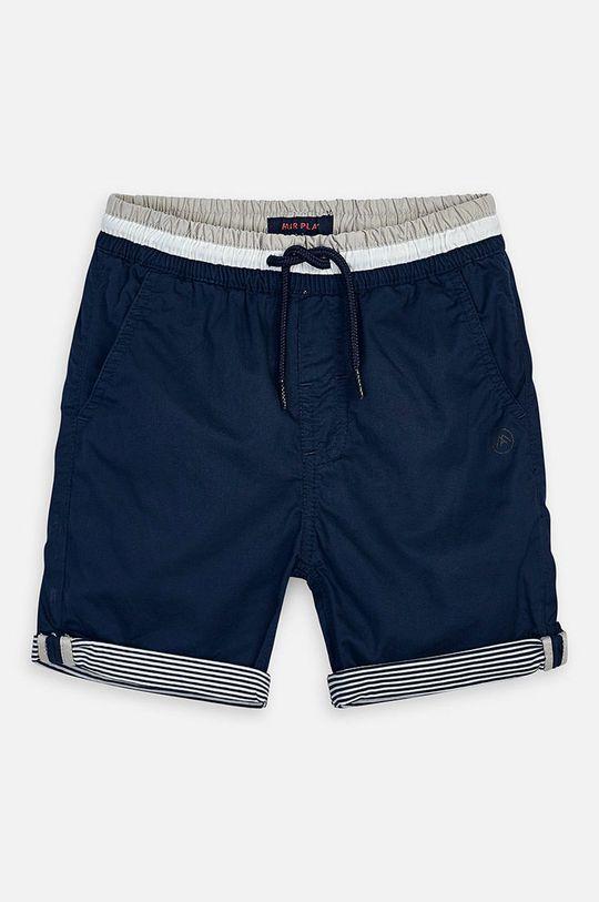 тъмносин Mayoral - Детски къси панталони 92-134 cm Момче