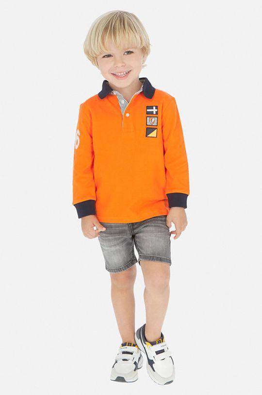 сірий Mayoral - Дитячі штани 92-134 cm Для хлопчиків