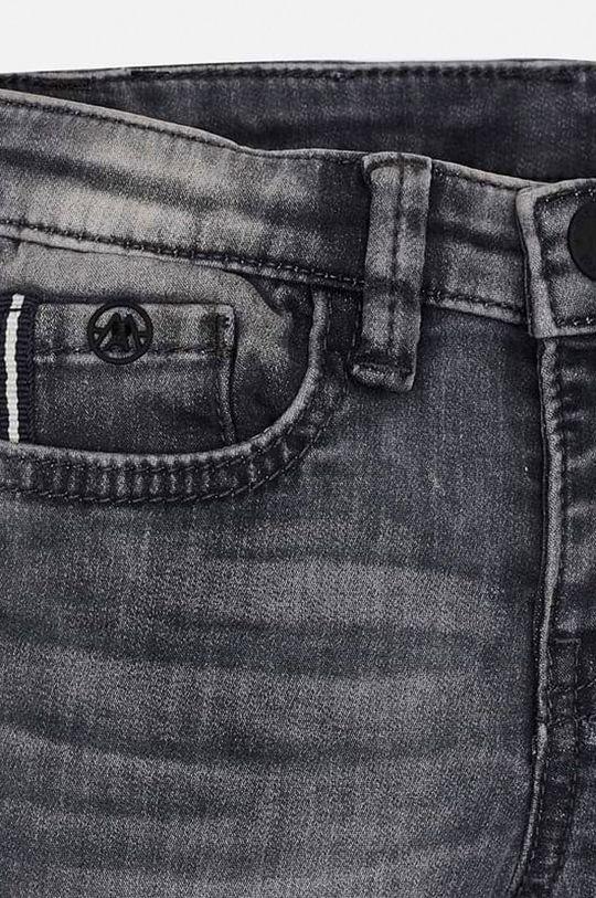 сірий Mayoral - Дитячі штани 92-134 cm