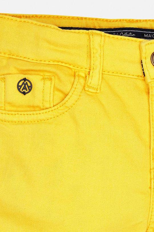 жовтий Mayoral - Дитячі штани 92-134 cm