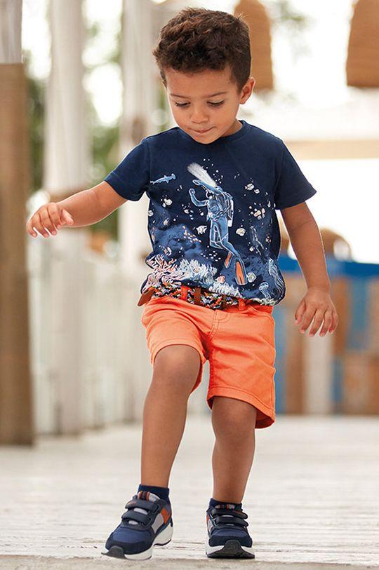 мандариновий Mayoral - Дитячі штани 92-134 cm Для хлопчиків