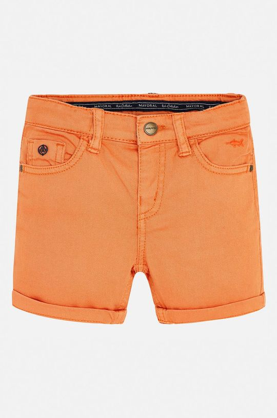 Mayoral - Дитячі штани 92-134 cm мандариновий