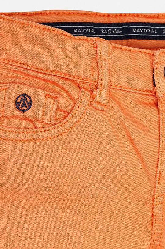мандариновий Mayoral - Дитячі штани 92-134 cm
