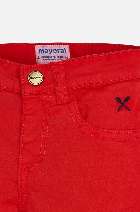 Mayoral - Pantaloni scurti copii 92-134 cm 98% Bumbac, 2% Elastan