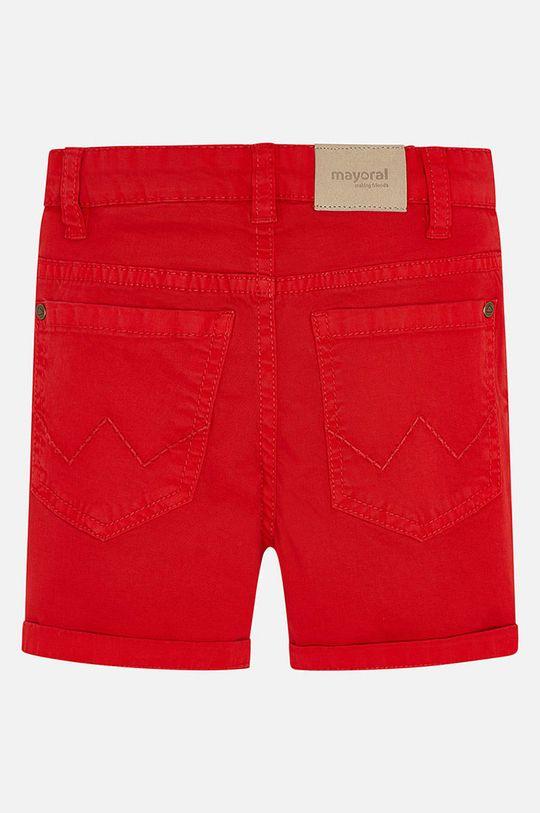 rosu ascutit Mayoral - Pantaloni scurti copii 92-134 cm