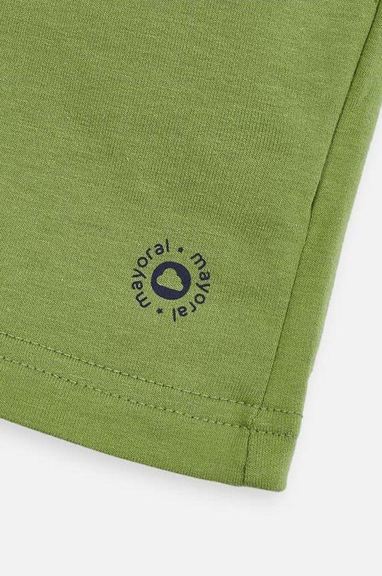Mayoral - Detské krátke nohavice 92-134 cm  34% Bavlna, 2% Elastan, 64% Polyester