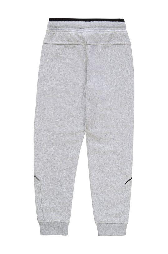 Boss - Detské nohavice 164-176 cm sivá