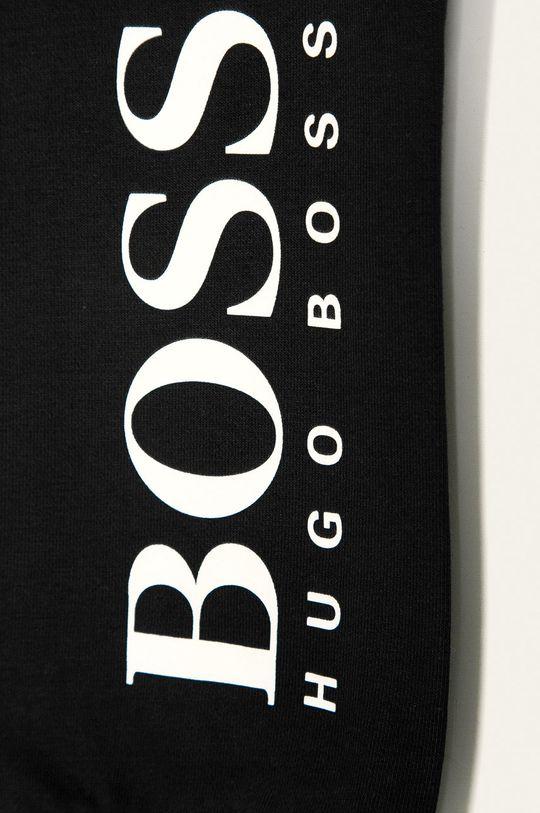 Boss - Dětské kalhoty 164-176 cm černá