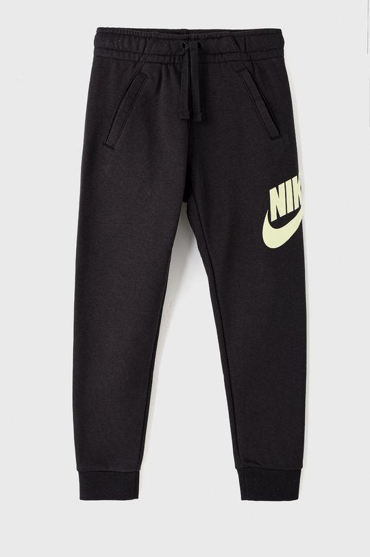 černá Nike Kids - Dětské kalhoty 128-170 cm Chlapecký