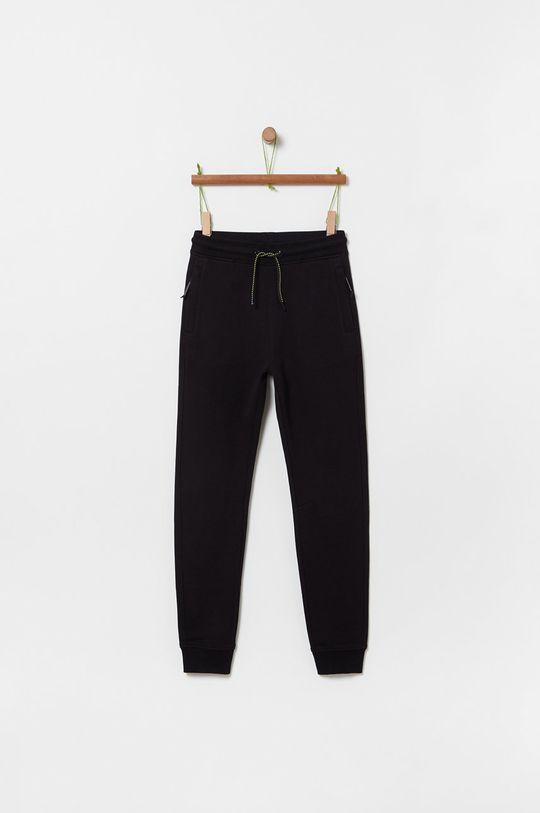 čierna OVS - Detské nohavice 146-170 cm Chlapčenský