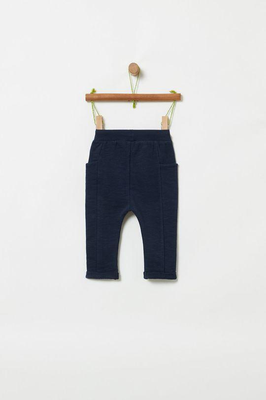OVS - Дитячі штани x Disney 74-98 cm темно-синій