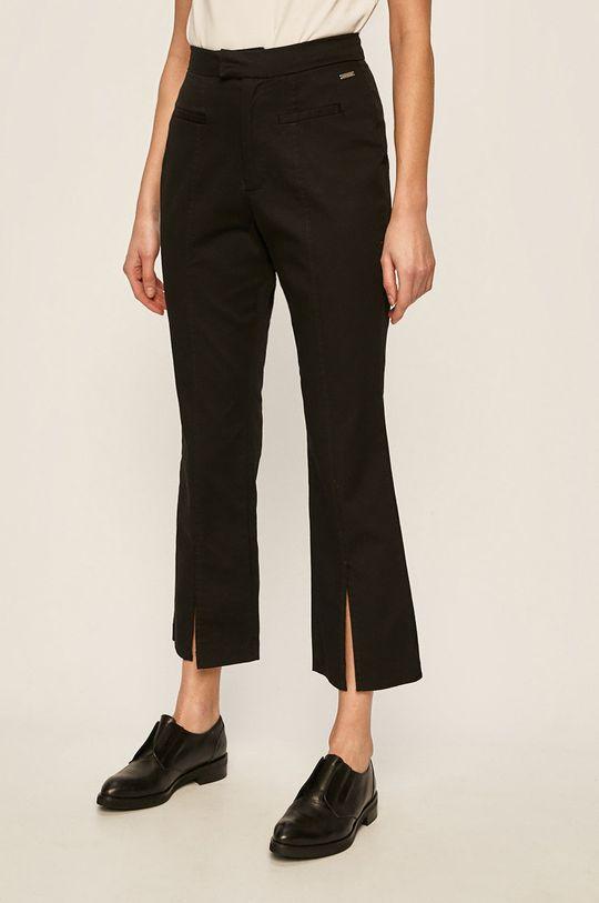 czarny Pepe Jeans - Spodnie Nora Damski