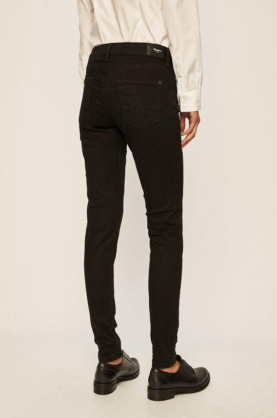 Pepe Jeans - Kalhoty Pixie 88% Bavlna, 2% Elastan, 10% Polyester