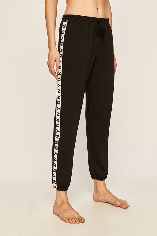 czarny Dkny - Spodnie piżamowe Damski