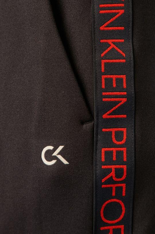 námořnická modř Calvin Klein Performance - Kalhoty