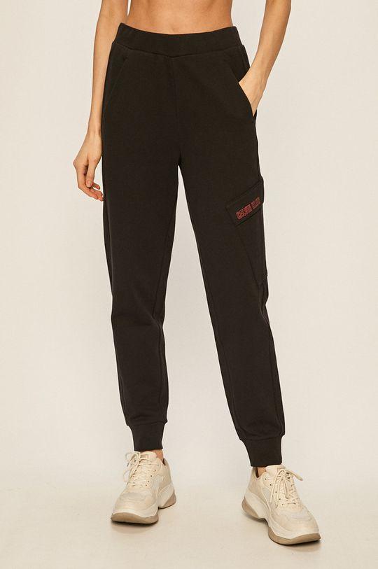 černá Calvin Klein Performance - Kalhoty Dámský
