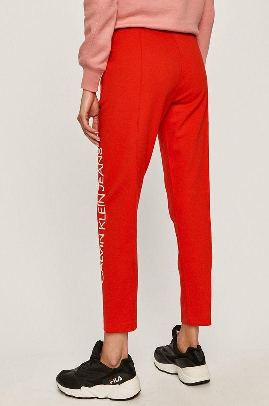 Calvin Klein Jeans - Nohavice  43% Bavlna, 57% Polyester