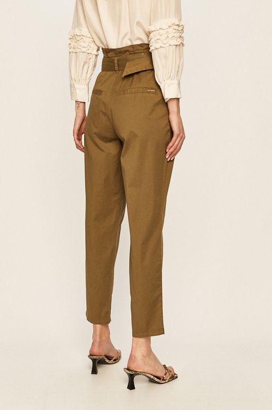 Guess Jeans - Pantaloni 97% Bumbac, 3% Elastan