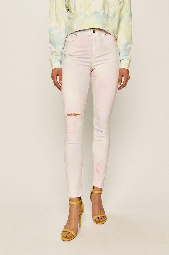 růžová Guess Jeans - Džíny 1981 Dámský