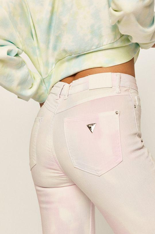 růžová Guess Jeans - Džíny 1981