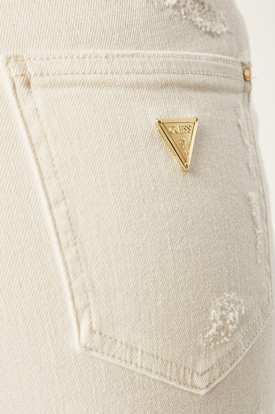 biela Guess Jeans - Rifle