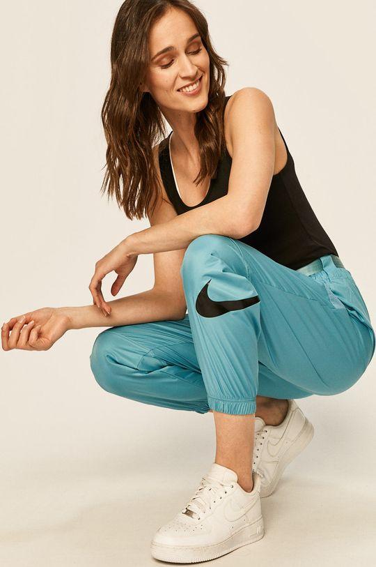 albastru Nike Sportswear - Pantaloni De femei