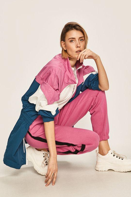 Nike Sportswear - Kalhoty fuchsiová