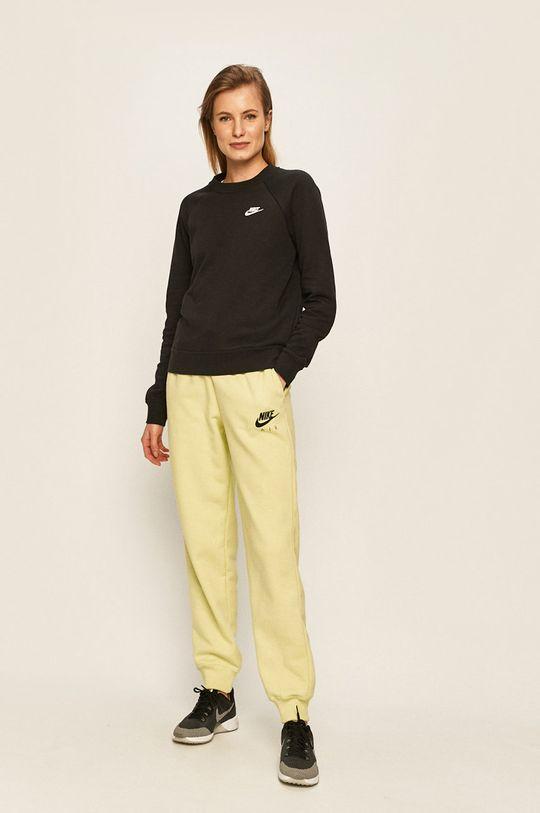 Nike - Kalhoty světle zelená